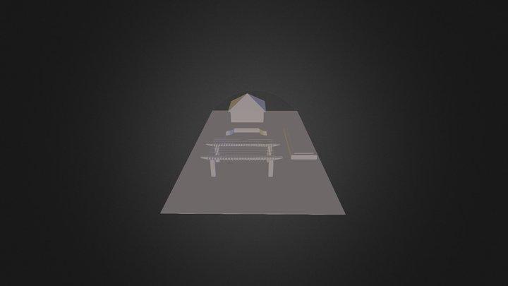 SCHEME II 3D Model