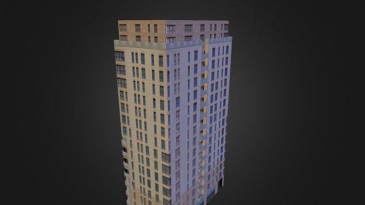 Trzeci Wiez Kpl 3D Model
