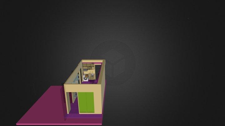 Aspen01 3D Model