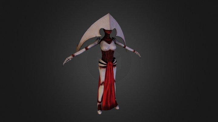 Elesh Norn Character Model 3D Model