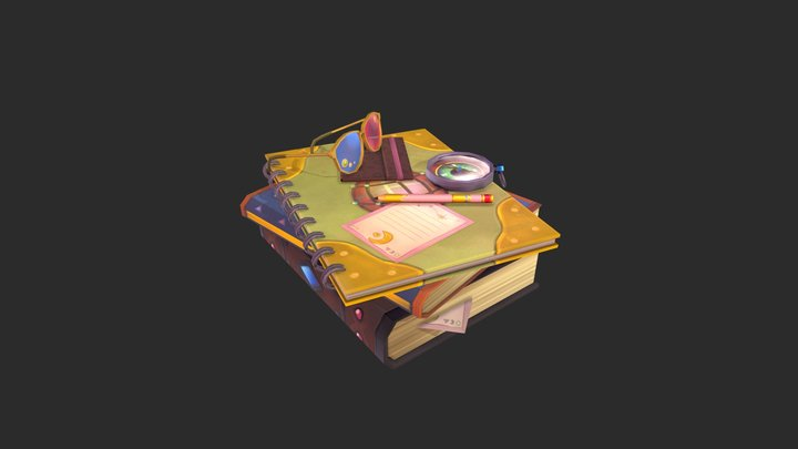 Inter-dimensional Travel Plans (Switcharoo Jam) 3D Model