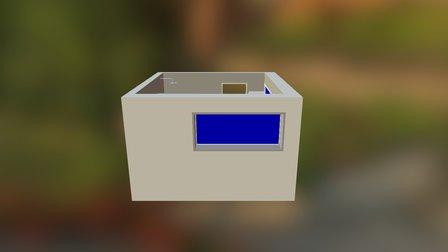 Bad-v3 - Duravit Rund 3D Model