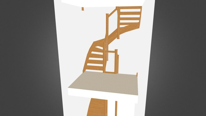 Mr Ward Case Study 3D Model