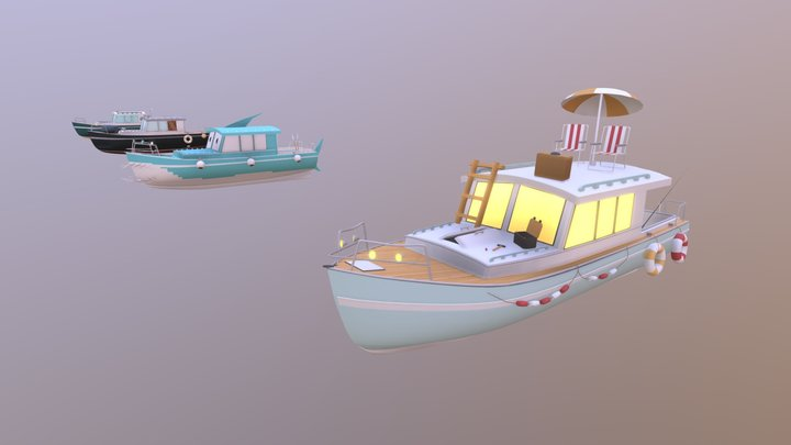 XYZ Homework_04 - Refinement and middle shapes 3D Model