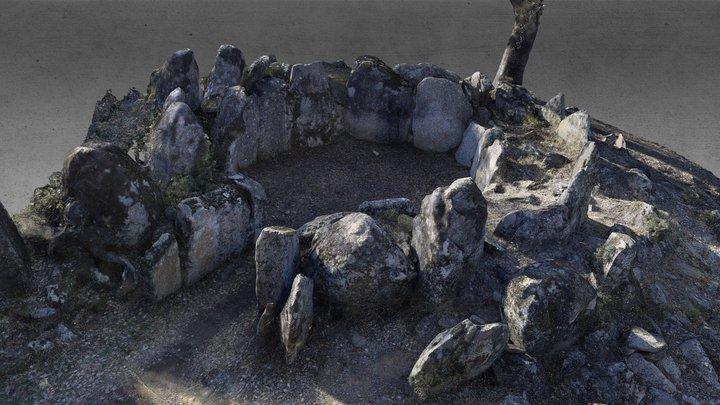 Dolmen del Tremal 3D Model