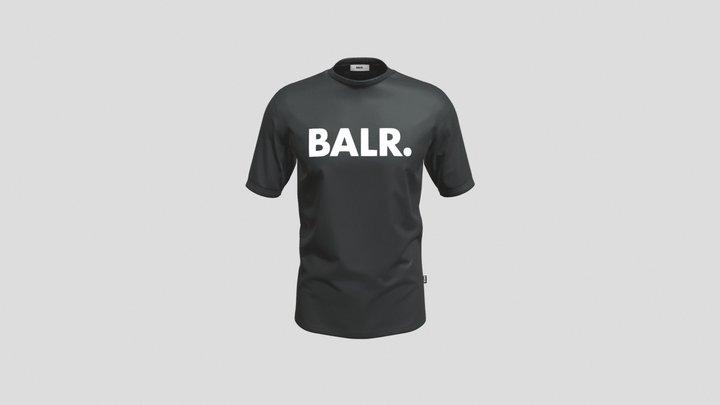 BALR_shirt 3D Model