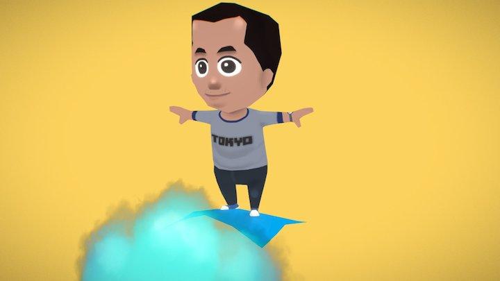 HBDay Supawat_GT 3D Model
