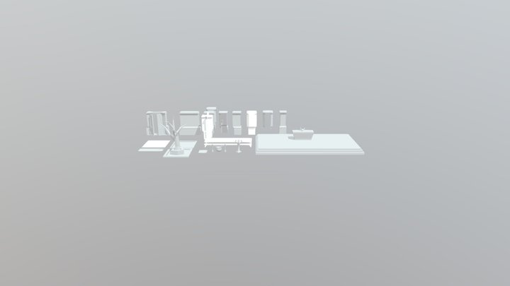 Exports 3D Model