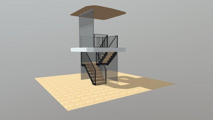 Jarmyveien-S v2 3D Model