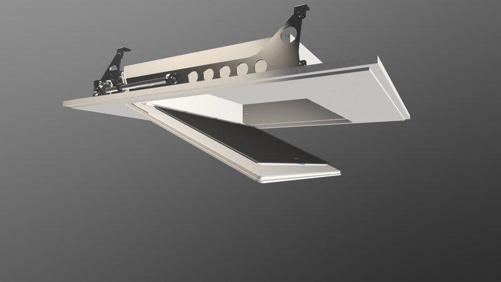 Porta TV 3D Model