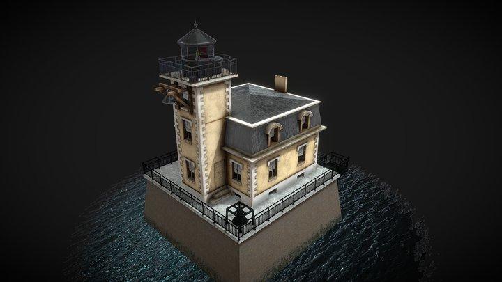 Hudson-Athens 3D Model