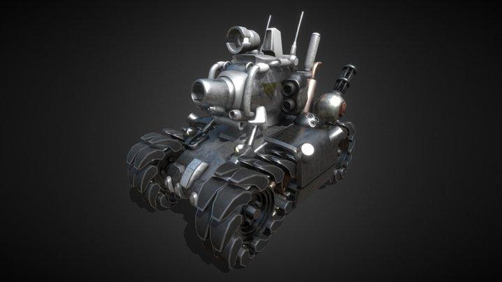 SV-001 3D Model