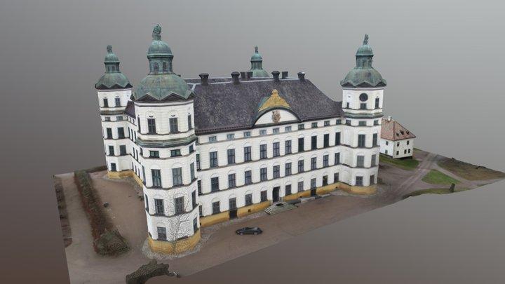 Skokloster Slott 3D Model
