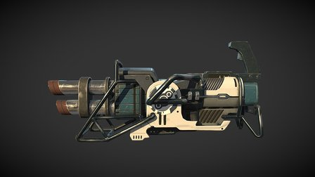Mining Tool - Level 3 3D Model