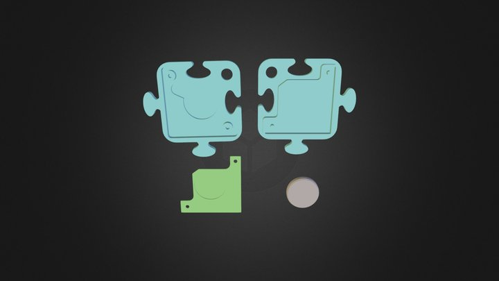 WIMy components 3D Model