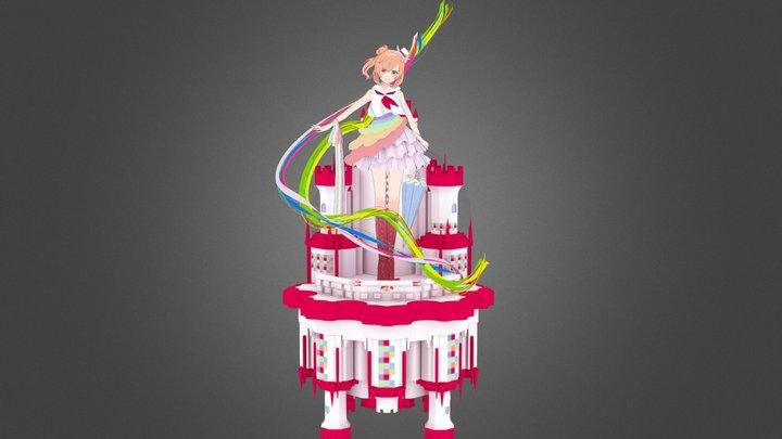 SASARA 3D Model