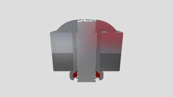 S-Lock Maximum Grip 3D Model