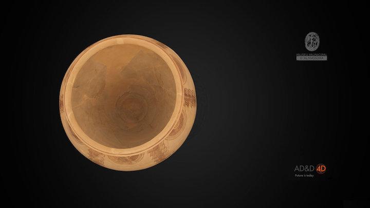 Lebes ibèric / 100014 3D Model