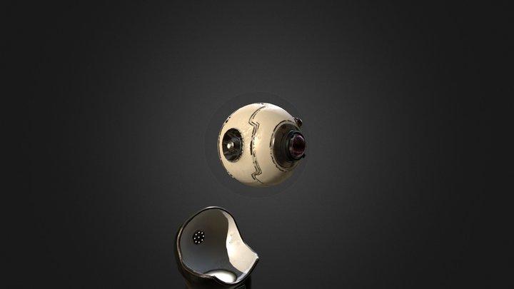 Cam-326 3D Model