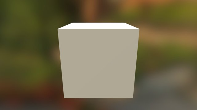 papercraft 3D Model