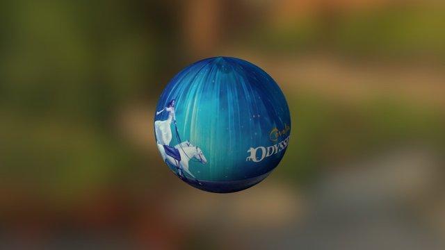 C_2_O 3D Model