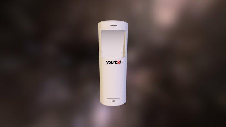 Yourbot 3D Model