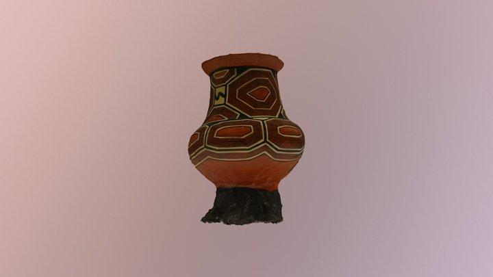 Tapir Foot Trial 5 3D Model