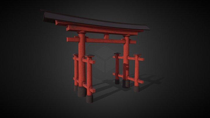 Torri 3D Model