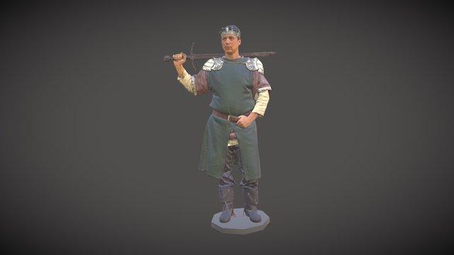 3D модель 3D Model