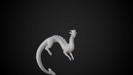 Oreloki WIP 3D Model