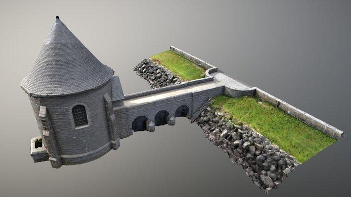 Reality Capture - Gatehouse 3D Model
