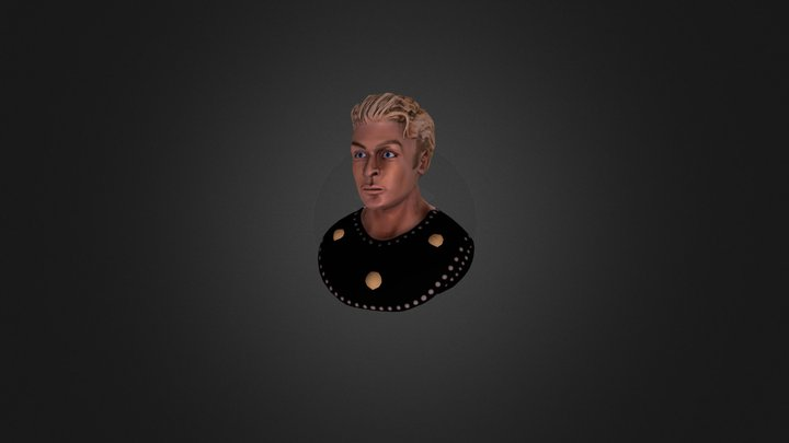 Flash Gordon 3D Model
