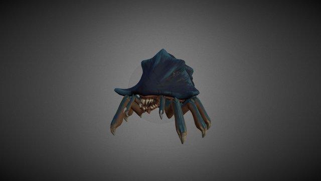 Bug Monster 3D Model
