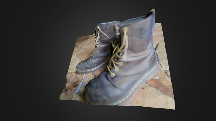 #3DST dock depth 3D Model