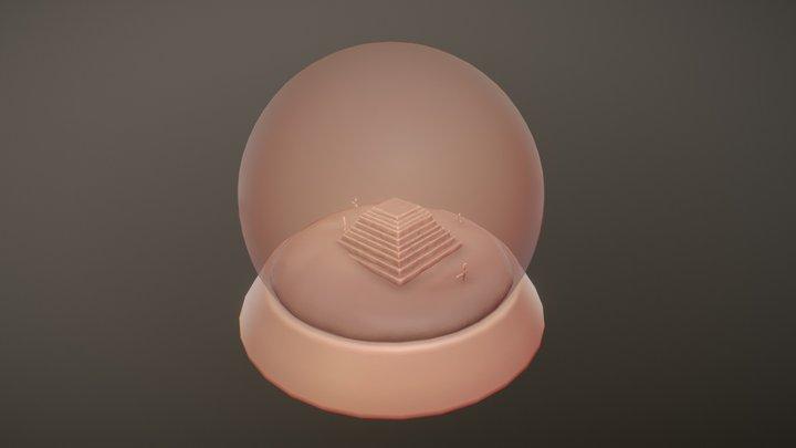 Day4 SculptJanuary 2018 3D Model