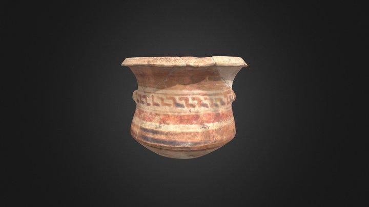 Small Beaker/Calathos (P1009) 3D Model