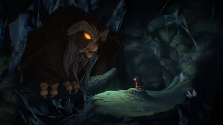 The Secret of NIMH - The Great Owl 3D Model