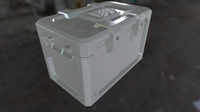 Bedna 3D Model