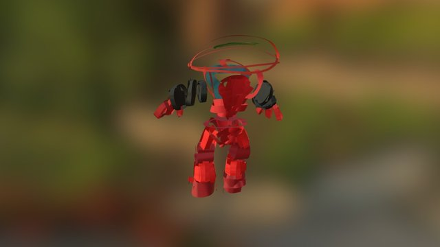 Artronix Logo 3D Model