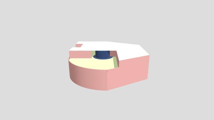 Marina Ascension 3D Model