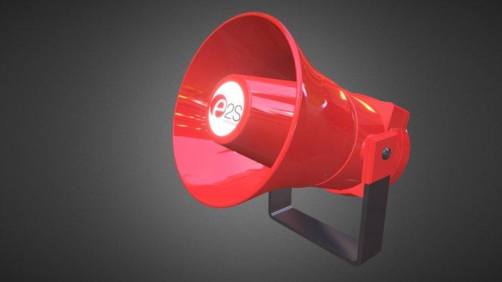 Horn 3D Model