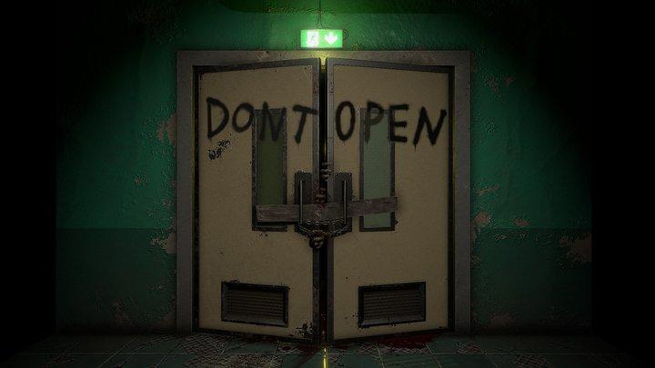 Don't Open 3D Model