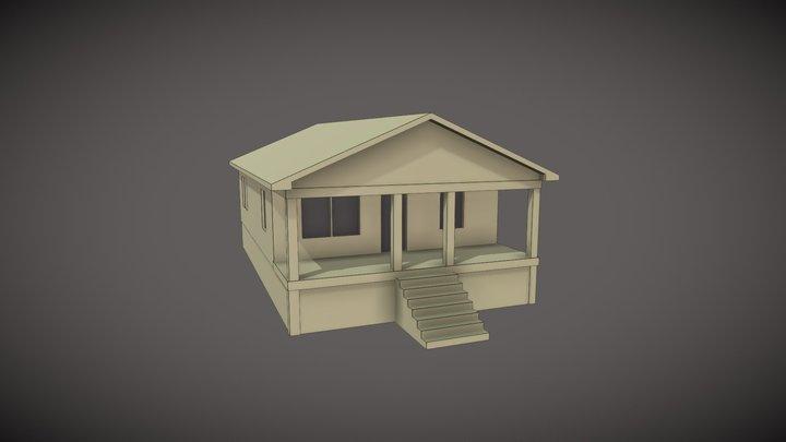 UMC-884-3-Exterior 3D Model