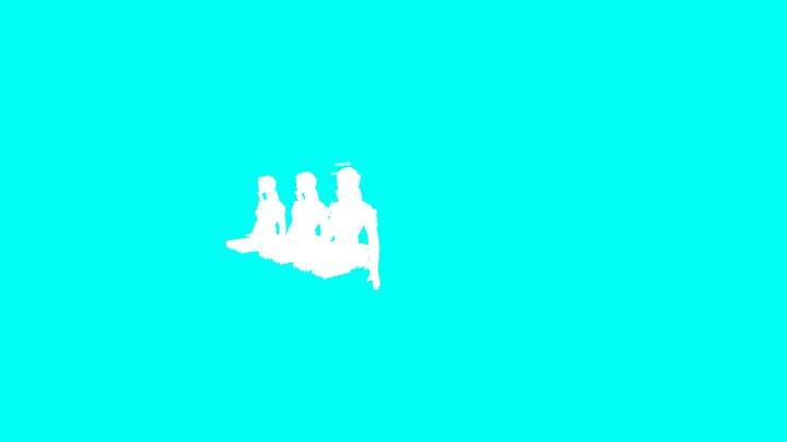 Sedici Postava Test V001 Porovnani Gamutu V002 3D Model