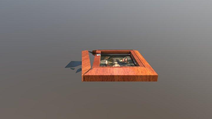 broken frame 3D Model