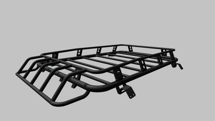 Roof rack F-DESIGN Chevrolet Niva SE 3D Model