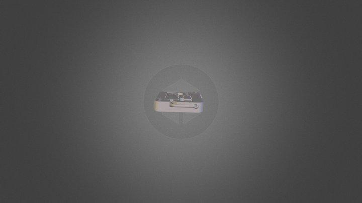 K'mini 22 12 2014 3D Model