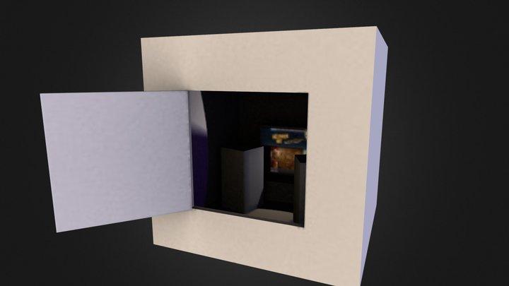 cube_scene 3D Model