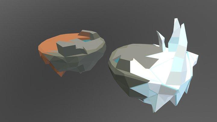 Infinite Runner - Assets 3D Model