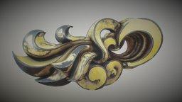 Baroque N Roll :) 3D Model